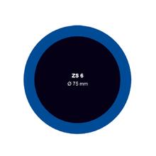 ZS 6 Tube repair patch - diameter 75 mm