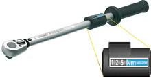 Momentový klíč HAZET 40-200Nm