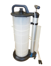 UNI Liquid extractor 9 l