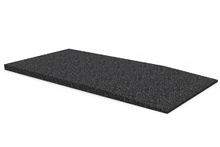 Rubber ramp 30 mm
