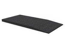 Rubber ramp 40 mm