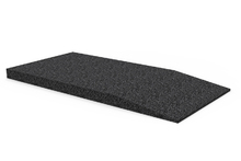 Rubber ramp 50 mm