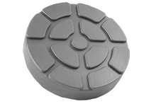 Jack rubber pad 123x25 mm