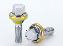 Floating rim bolt M12x1,5 L31 cone