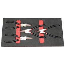Set of snap ring pliers, 4 pcs in STRC2706/07 module