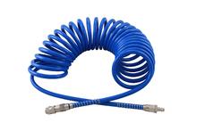 Spiral hose PU 9,5 x 13,5 5m