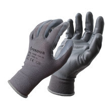 NNBR34 Safety gloves, size 8