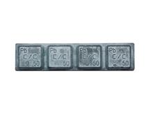 Samolepící závaží TRUCK Pb 4 x 50g - 100