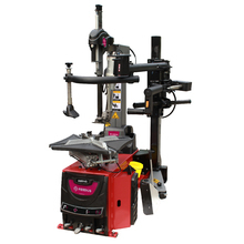 LC889NS Super-automatic tyre changer with automatic hook and 390 helper