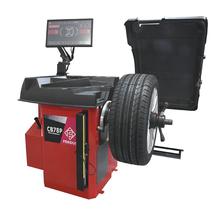 Vyvažovačka CB78P Automat 3D s dotykovým displejem a diagnostikou