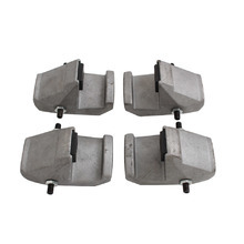 Set of jaws covers for LC590C (4 pcs)