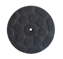 Jack rubber pad 120 x 17 mm
