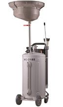 HC-2186 Oil tank with fluid extractor
