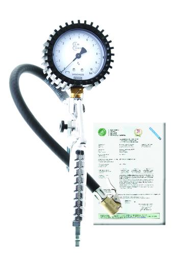 Hustič pneu OMG73 s certifikátem - 1