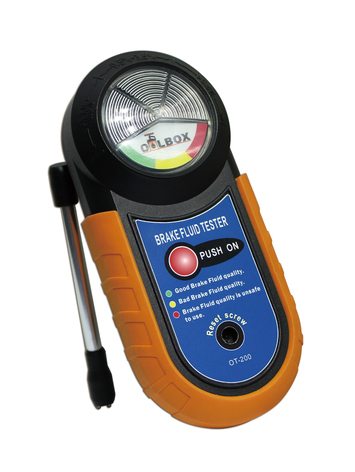 OT-200 Tester kvality brzdové kapaliny - 1
