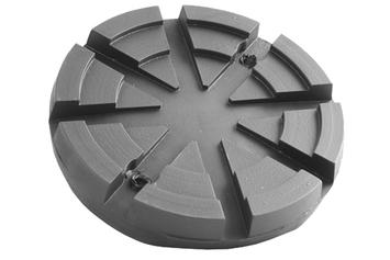 Gumová podložka zvedáku 125x24 mm - 1