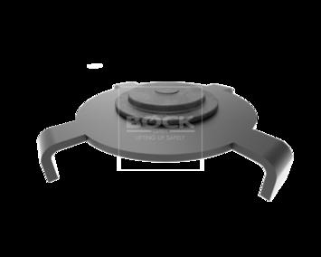 Adaptér pro zvedání aut modelu Tesla 3 - větší velikost - 1