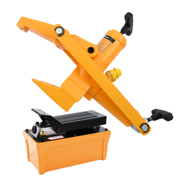 Hydraulický srážeč patek - univerzální - 1