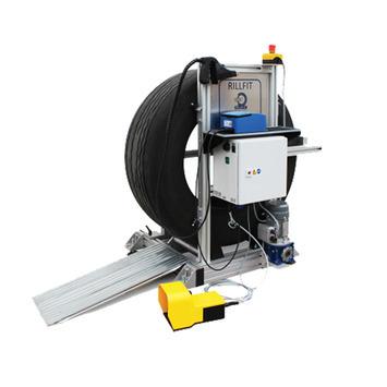 Stojan na prořezávání pneumatik - 1