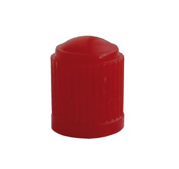 Čepička ventilu GP3a-04  plast. červená - 1