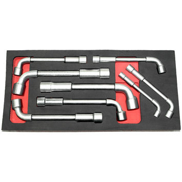 Sada klíčů L typu 8 ks v modulu STRC9/11