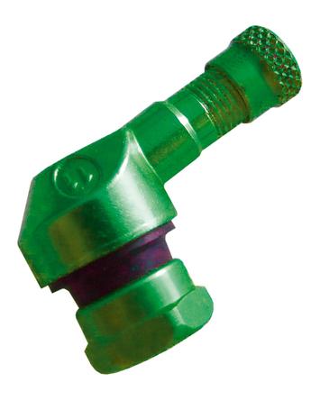 Bezdušový ventil MOTO 11,3 zelený - 1