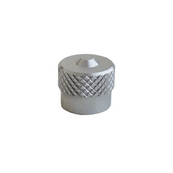 Čepička Al V9.04.3S stříbrná