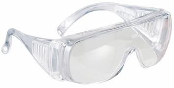 Pracovní brýle Visitor, čirý zorník