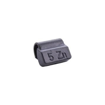 Vyvažovací závaží (Zn) ASTA 5 g - BLACK - 1