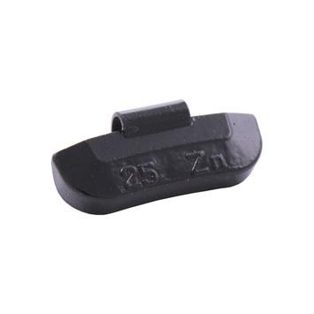 Vyvažovací závaží (Zn) ASTA 25 g - BLACK - 1