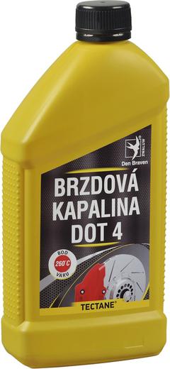 Brzdová kapalina DOT4 500 ml