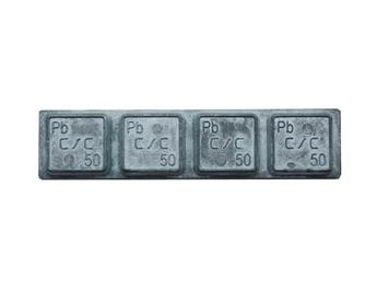 Samolepící závaží TRUCK Pb 4 x 50g - 100 - 1