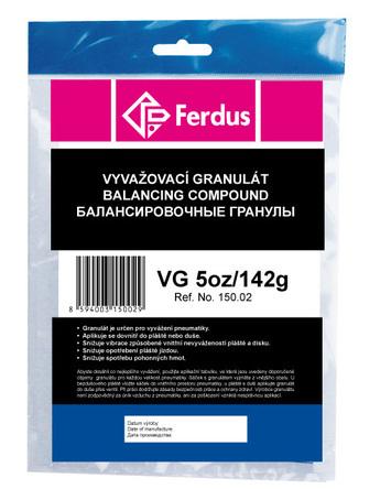 Vyvažovací granulát (prášek) VG 5oz/142g