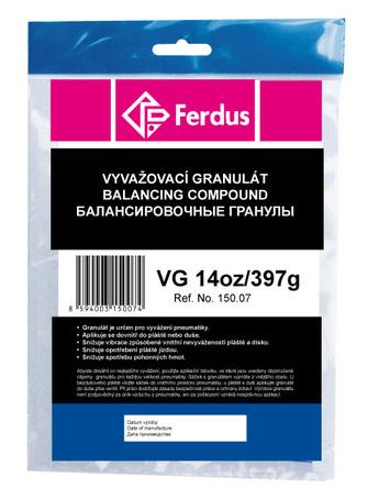 Vyvažovací granulát (prášek) VG14oz/397g