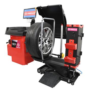 Vyvažovačka CB76 Automat 3D - 1