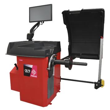 Vyvažovačka CB78 Automat 3D s dotykovým  displejem - 1