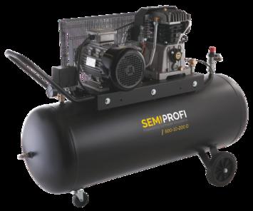 Kompresor Schneider SEMI PROFI 600-10-200D