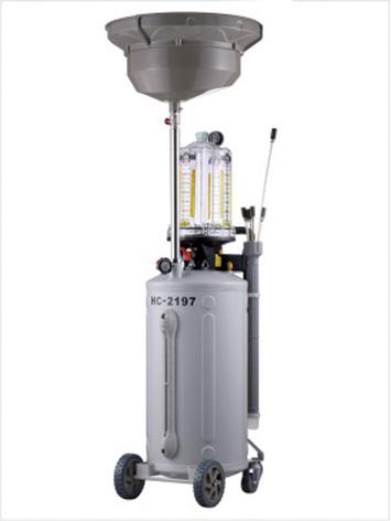 Olejová jímka s odsávačkou a odměrným válcem HC-2197