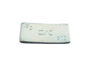 Nalepovací závaží FEC 30 g - pozinkované