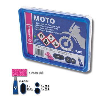 Opravná sada MOTO - 1