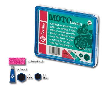 Opravná sada MOTO tubeless - 1