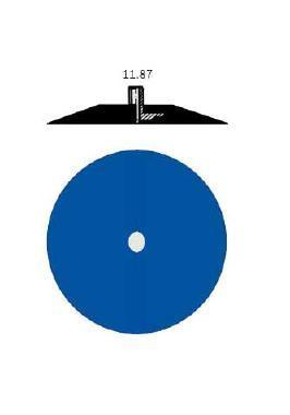 VS 3 podložka patkového ventilu