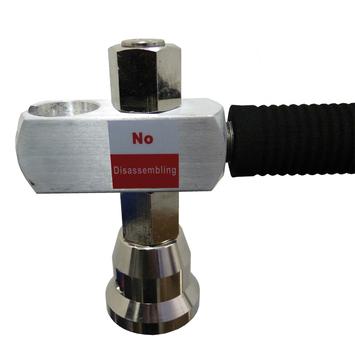 Přenosný hustič  P80 - 2