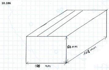 Gumová podložka zvedáku 165x100x60 mm - 2