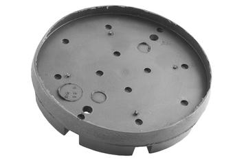 Gumová podložka zvedáku 125x24 mm - 2