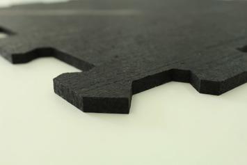 Gumová víceúčelová podložka - puzzle - 2