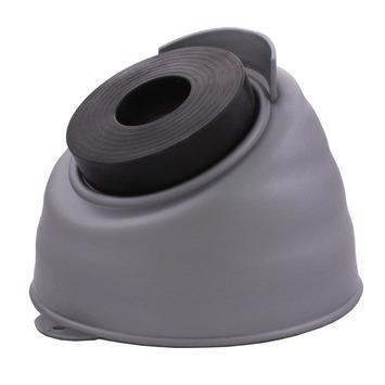 Magnetická miska - šedá - 2