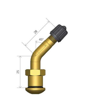 Bezdušový ventil V3-22-1 - 2