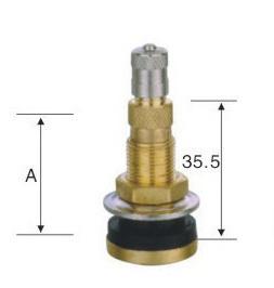 Bezdušový ventil TR 618 AGRO - 2