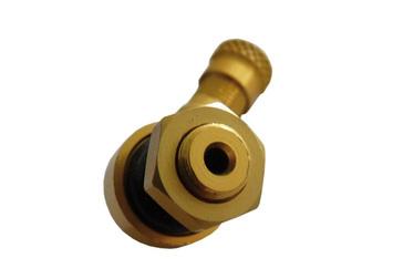 Bezdušový ventil MOTO 8,3 zlatý - 2